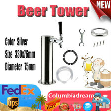 Stainless Draft Beer Tower Kegerator Chrome Faucet Homebrew Draft Beer Tower Usa