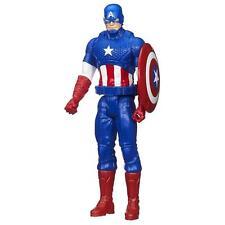 """Marvel Avengers Titan Hero Series 12"""" Marvel's CAPTAIN AMERICA 31cm Figure B1669"""