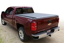Tonneau Cover-Roll-Up Access Cover 12329 Fits 14-18 Chevy/GMC Trucks 6ft 6in bed