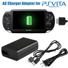 Home Wall Travel Power AC Adapter 5V Charger for Sony PS Vita PSV Replacement