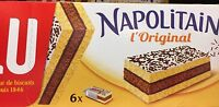 Lot revendeur destockage De 30 Napolitain Lu  Original Dlc Longue