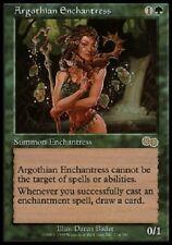 Argothische Zauberin - Deutsch German Argothian Enchantress - Urza - Magic mtg -