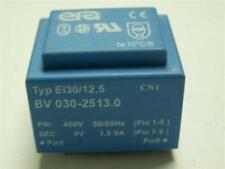 Print Trafo Transformator 400V 9V 1,5VA BV030-2513.0 1x