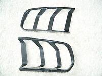 Carbon Rückleuchten Cover Tail Light passend für Ford Mustang ab 2015
