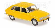 Renault 16 1965 gelb 1:43 Maxichamps