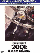 2001: A Space Odyssey (Dvd, 2001) Stanley Kubrick Sci-Fi Classic