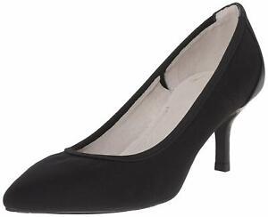 Tahari Womens Toby Pointed Toe Classic Pumps, Black, Size 5.0 l8Fk