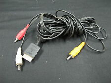 GENUINE SONY Playstation A/V Cable
