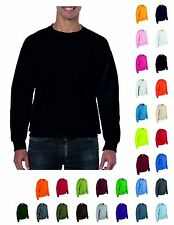GILDAN HEAVY BLEND SWEATSHIRT GD56 - Plain Sweater QUICK DISPATCH 32 Colours