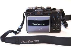 "ACMAXX 3.0"" HARD LCD SCREEN ARMOR PROTECTOR Canon PowerShot G9 G10 S90 G 9 10"