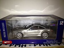 MONDO MOTORS MERCEDES SL65 AMG MATT GREY 1:18 NEW STOCK!!!
