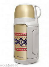 1.2L Stainless Steel Vacuum Flask HOT/COLD Coffee Drinks Bottle Thermos