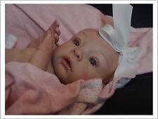Reborn Newborn Doll CUSTOM SOPHIE Kit by E.Wosnjuk Baby Boy or Girl 0-3 mos