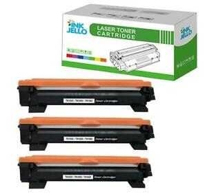 Compatible 3 Black Toner For Brother TN1050 DCP1510 DCP1510E DCP1512 DCP1512A