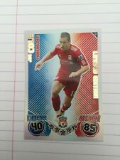 MATCH ATTAX 2010/2011 LIMITED  EDITION JOE COLE CARD