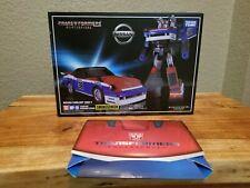 Transformers Masterpiece MP-19 Smokescreen  Hasbro/Takara Tomy US Seller w/ coin