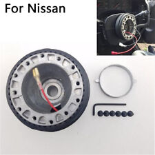 Car Modified Steering Wheel Base HUB Steering Wheel Connector For Nissan