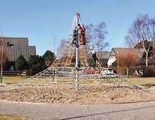 Klettergerüst Pyramide : Spieltürme ebay