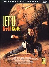 Evil Cult (Jet Li) - DVD
