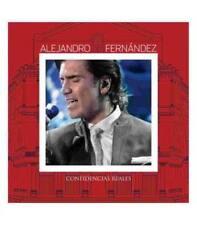"""CD ALEJANDRO FERNANDEZ """"CONFIDENCIAS REALES"""". Nuevo y precintado"""