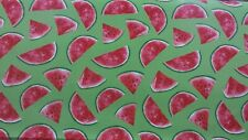 Melon Citrus Indoor / Outdoor 100% Polyester Fabric