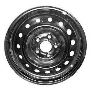 New 16X7 Black Steel Wheel for 2013-2015 Nissan Altima 560-62590