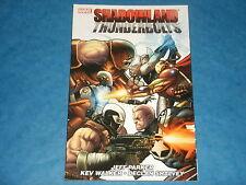SHADOW LAND: THUNDERBOLTS vs. THE AVENGERS Marvel Comics PB Graphic Novel  Thor