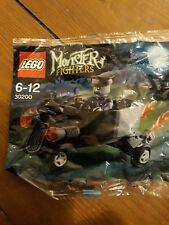 Lego Monster Fighters Zombie Chauffer Coffin Car 30200 Polybag BNIP
