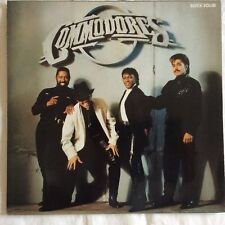 Commodores, Rock solid, 1988, Vinyl, LP, Record, M/NM