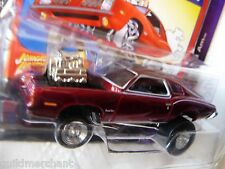 Johnny Lightning 1973 PONTIAC GRAND AM Hot Rod '73 Grans AM Street Freak Zinger!