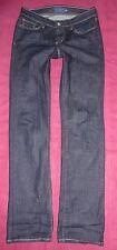 LEVI LEVIS Slight Curve classic straight leg jeans W27 L34 vgc