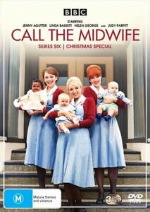 Call The Midwife - Series 6 DVD