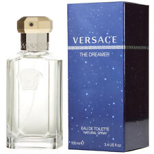 VERSACE THE DREAMER EAU DE TOILETTE UOMO 3.38 fl.oz SPRAY NEW BLISTER PACK