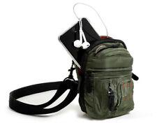 Daniel Poole SMART POUCH Flight Bag Military Green Premium Quality Travel Bag