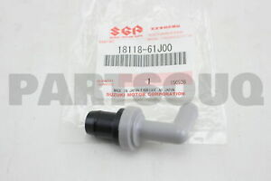 1811861J00 Genuine Suzuki VALVE, PCV 18118-61J00