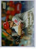 J.T. Realmuto 2019 Topps Stadium Club 5x7 Gold #166 /10 Phillies