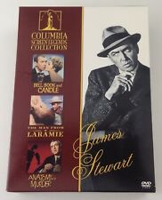 James Stewart: Columbia Screen Legends Collection (2008, DVD, 3-Disc Set)