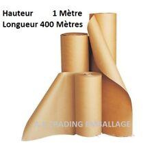PAPIER KRAFT EN ROULEAU 100 CM X 400 Mètres de long 72 gr/m²