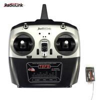 RadioLink T8FB 2.4GHz Transmitter Combo 8-channel RC +R8EF Receiver