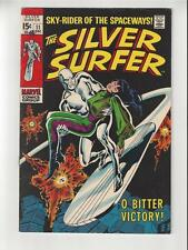 The Silver Surfer #11/Silver Age Marvel Comic Book/VF-