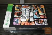 Grand Theft Auto V Special Edition (Xbox 360 2013) FACTORY SEALED!