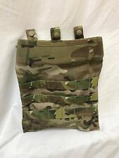 Eagle Industries Multicam Roll Up Dump Pouch CAG Ranger MOLLE LBT CAG SOFLCS