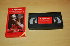 L'Espresso Cinema Fiore di carne (1973) Paul Verhoeven  VHS ORIGINALE