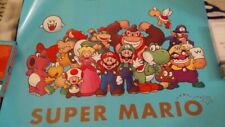Club Nintendo Super Mario Poster from 2010