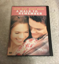 A Walk To Remember On DVD with Mandy Moore