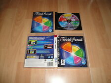 TRIVIAL PURSUIT DE EA GAMES PARA LA SONY PLAY STATION 3 PS3 EN MUY BUEN ESTADO