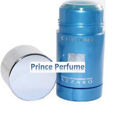 AZZARO CHROME ALCOHOL-FREE DEODORANT STICK - 75 ml