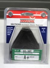 Sickle Bar Sections A+ Teeth/Blades Made in the USA 10 Pack sS20-3407 John Deere