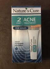 New~Natures Cute 2 Part Acne Treatment~ 1 Oz Cream & 60 Tablets