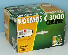 Kosmos C 3000 Chemiekasten, gut erhalten,  mit Anleitung